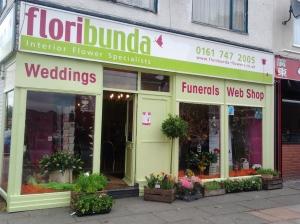 Floribunda on Flixton Rd.