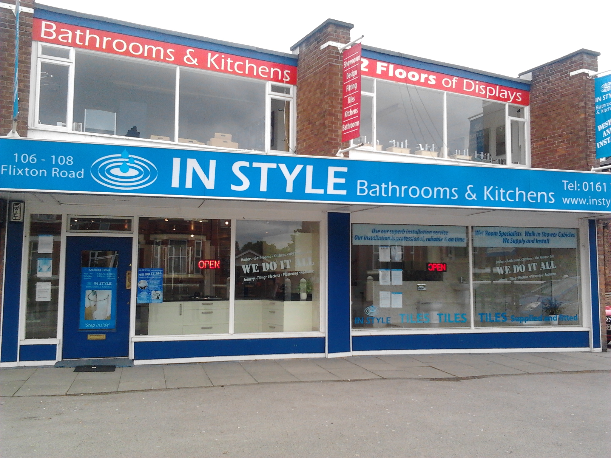 Urmston Independents An A Z Guide Urmston Independents
