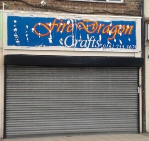 Lots of independent traders have been forced to close.