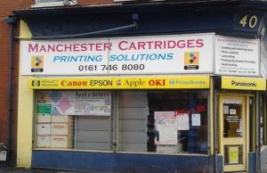 Manchester Cartridges on Flixton Rd.