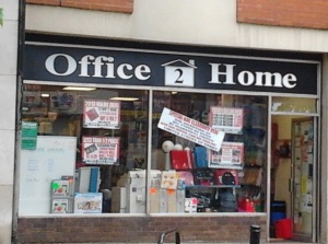 Office 2 Home on Crofts Bank Rd.
