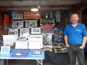 Do Well Picture Framing has been on Urmston Market for six years.