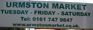 Come to Urmston Market's Summer Fayre on 22nd June.