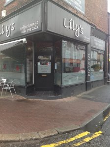 Lily's was Urmston's first 'modern' coffee lounge.